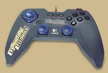 Logitech WingMan Rumble Pad