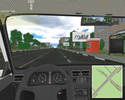 Учебный автосимулятор 2 3d instructor 2 0 home