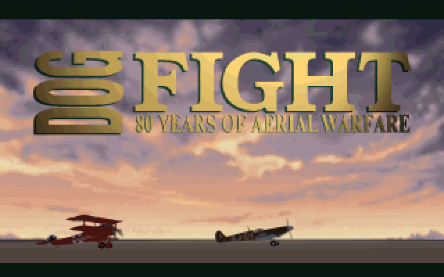 Игра «Dogfight: 80 Years of Aerial Warfare»