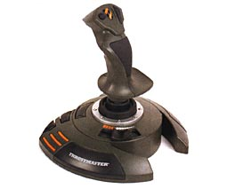 ThrustMaster Top Gun Fox 2 Pro Shock