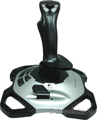 Joystick Logitech Extreme 3D Pro