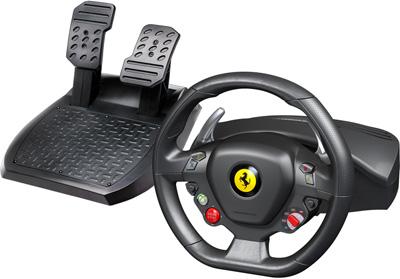 Руль Thrustmaster Ferrari Gt Драйвера