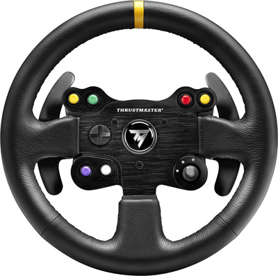 Съемный руль Thrustmaster TM Leather 28 GT Wheel Add-On